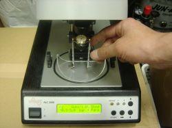 防水テスト