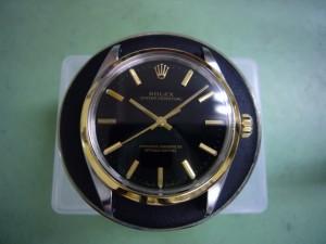 Rolex Ref.1002 オーバーホール後