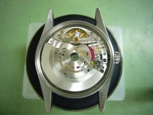 RolexOysterPerpetualDate Ref.15200オーバーホール前