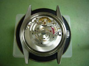 Rolex Explorer I 114270オーバーホール前