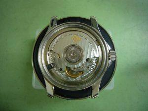 オメガシーマスター120 Ref.168.1501修理後
