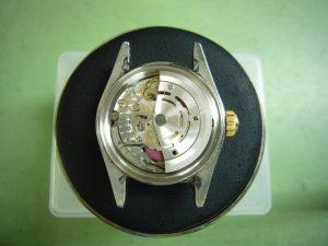 RolexDateJust69173修理前