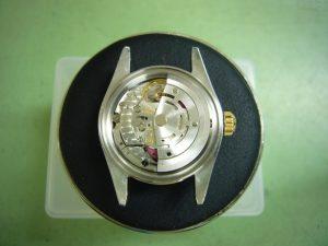 RolexDateJust69173修理後