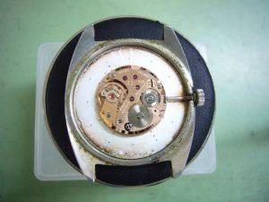 オメガジュネーブ111.0123修理前