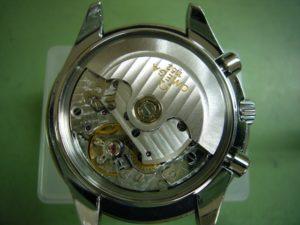 Omegaスピードマスターデイト175.0083修理後