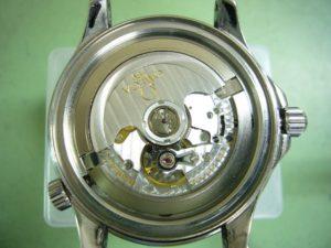 オメガシーマスターPRO300 168.1623修理前