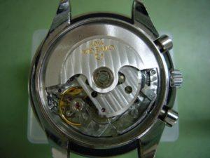 オメガスピードマスターデイデイト175.0084修理前