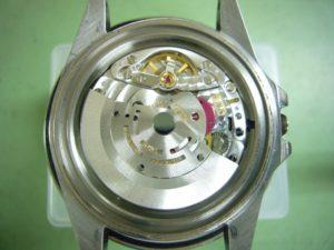 ロレックスエクスプローラーII16570修理前