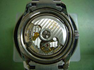 オメガシーマスターアクアテラCal.2500C修理前