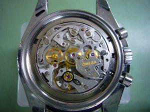 オメガスピードマスターPRO145.0022修理前