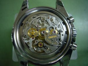 オメガスピードマスターPRO145.0022修理後