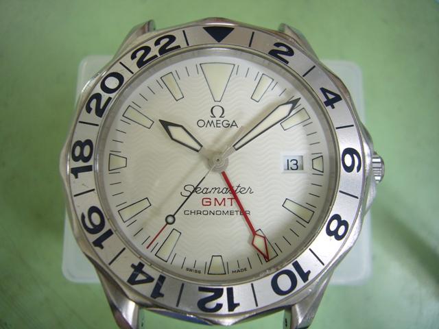 Omega seamasterGMT168.1620 After