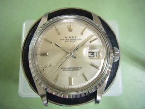 Rolex Date Just 1603 After