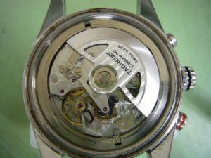 タグホイヤーカレラクロノグラフCal.16修理前