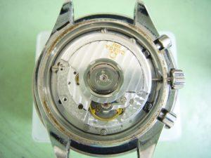 オメガスピードマスター3220修理前