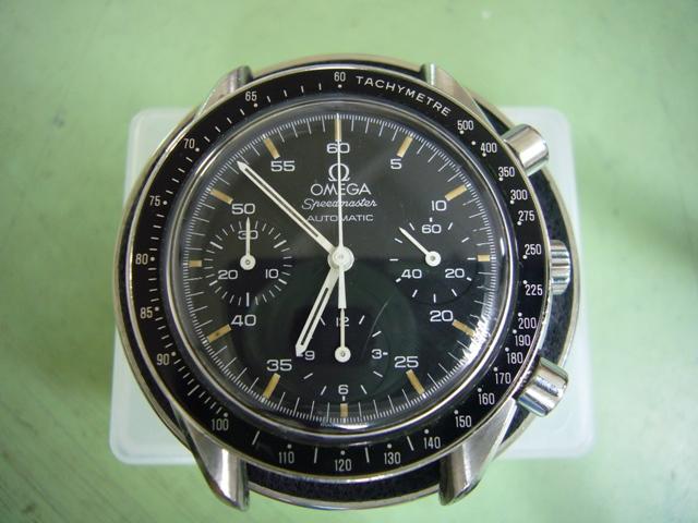 buy popular 46678 f3a27 オメガスピードマスターオートマチック175.0032修理前 ...