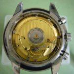 オメガスピードマスターオートマチックキャリバー1140修理前