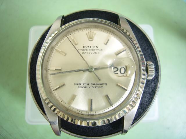 Rolex Date Just Ref.1601 Before