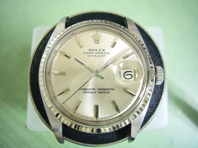Rolex Date Just Ref.1601 After