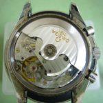 オメガスピードマスターデイデイトCal.1151修理前