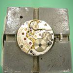ロレックスチェリーニCal.1601修理前