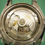 オメガシーマスタープラネットオーシャンCal.2500C修理前