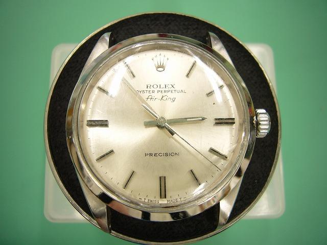 Rolex Airking Ref.5500 Before