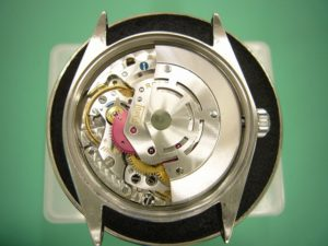 Rolex Airking Cal.1530 After