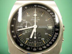 オメガスピードマスター125周年モデル178.0002修理前