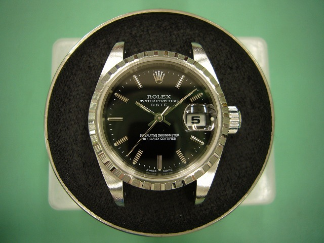 Rolex Oyster Perpetual Date 79240 After overhaul